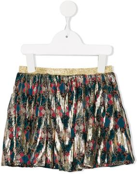 Simple 'Freya' printed skirt