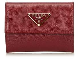 Prada Pre-owned: Leather Coin Pouch