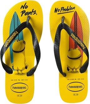 Havaianas Minions Flip Flops Women's Sandals
