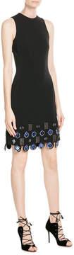 David Koma Dress with Embellishment