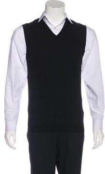 Calvin Klein Collection Cashmere Sweater Vest