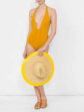 Eres Deep v-neck swimsuit