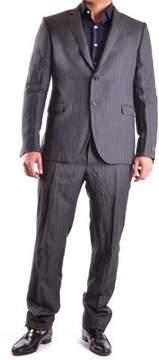 CNC Costume National Men's Grey Wool Suit.