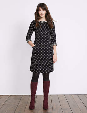 Boden Justine Jacquard Dress