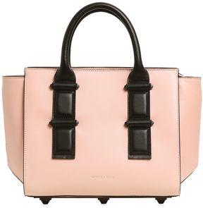 Medium Katherine Leather Top Handle Bag