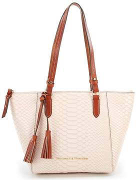Dooney & Bourke Caldwell Collection Maxine Tasseled Tote - BLUSH - STYLE