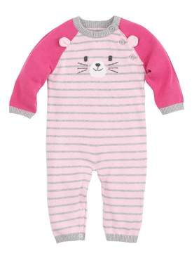 A Pea in the Pod Elegant Baby Kitty Coverall