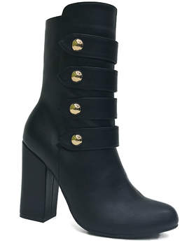 Bamboo Black Namaste Boot - Women