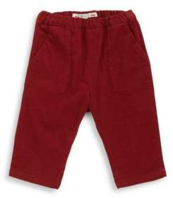 Bonpoint Baby's & Toddler's Elasticized Cotton Pants