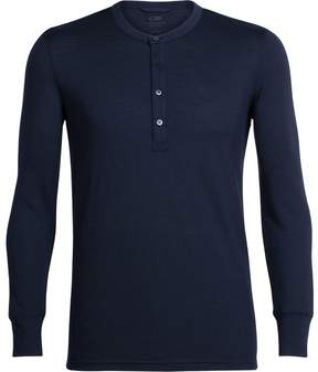 Icebreaker Trailhead Long-Sleeve Henley Shirt
