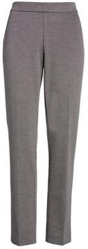Chaus Slim Twill Ponte Knit Pants