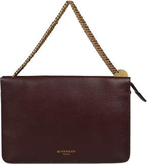 Givenchy Grained Cross3 Shoulder Bag