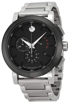 Movado Men's 606792 Museum Stainless Steel Watch, 44mm