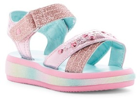 Skechers Sunshines Beachy Breeze Light-Up Sandal (Toddler)