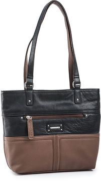 STONE AND CO Stone And Co Donna Leather Tote Bag