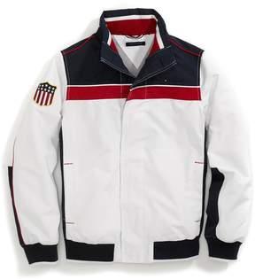 Tommy Hilfiger USA Crest Hooded Jacket