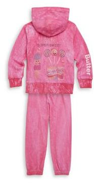 Butter Shoes Baby's & Toddler's Hoodie and Pants Set