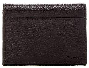 Cole Haan Passcase Leather Wallet