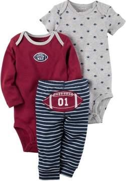 Carter's Baby Boys 3-pc. Football MVP Layette Set