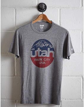 Tailgate Men's Ski Utah T-Shirt