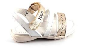 Tod's Girl Sandals.