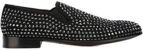 Dolce & Gabbana studded slippers