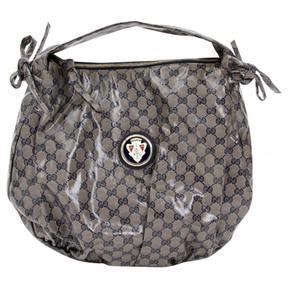 Gucci Hysteria cloth handbag - GREY - STYLE