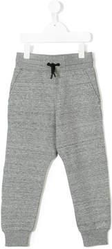 DKNY drawstring-waist track pants