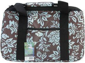 Asstd National Brand JanetBasket Floral Eco Bag