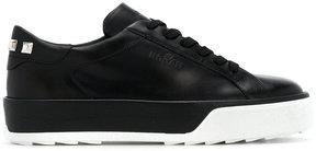 Hogan H320 contrast sneakers