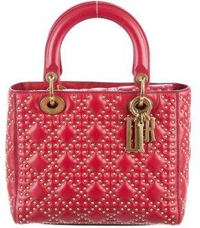 Christian Dior 2017 Medium Lady Dior Bag