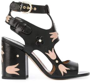 Laurence Dacade cut-out chunky sandals