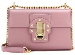 Dolce & Gabbana Lucia Small leather shoulder bag