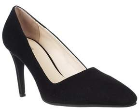 Bar III B35 Joella Low-heel Classic Pumps, Black.