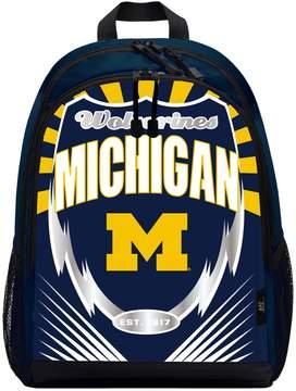 NCAA Michigan Wolverines Lightening Backpack by Northwest