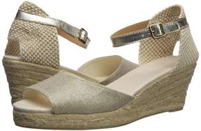 Soludos Open-Toe Midwedge 70mm Women's Wedge Shoes