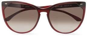 Thierry Lasry Cat-Eye Tortoisheshell Acetate Sunglasses