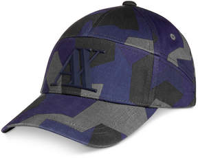 Armani Exchange Men's Camo-Print Hat