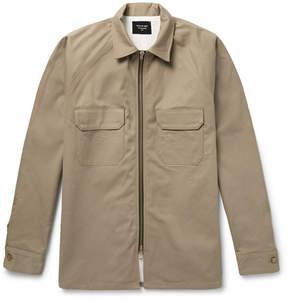 Fear Of God Cotton-Twill Overshirt