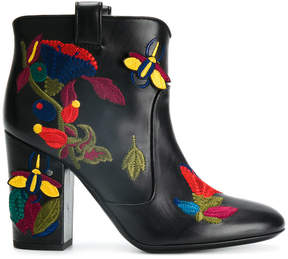 Laurence Dacade embroidered boots
