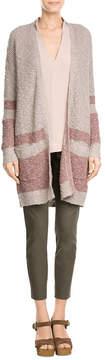 DAY Birger et Mikkelsen Linen-Cotton Fes Knit Cardigan