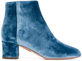 Aquazzura Brooklyn boots