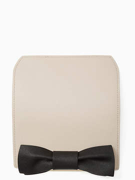 Kate Spade Make it mine bow byrdie flap - TUSK/BLACK - STYLE
