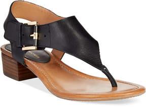 Tommy Hilfiger Kitty Block Heel Sandals Women's Shoes