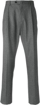 Caruso classic tailored trousers