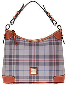 Dooney & Bourke Tiverton Plaid Hobo - ONE COLOR - STYLE
