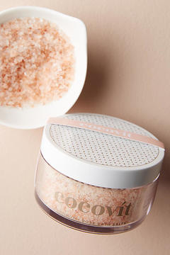 Cocovit Coconut + Rose Bath Salts