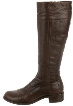 CNC Costume National Round-Toe Boots