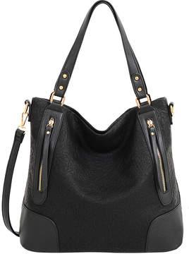 Mellow World Black Deborah Hobo Bag