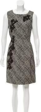 Flavio Castellani Embroidered Knee-Length Dress